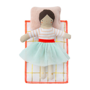 Meri Meri Mini Lila Doll Suitcase