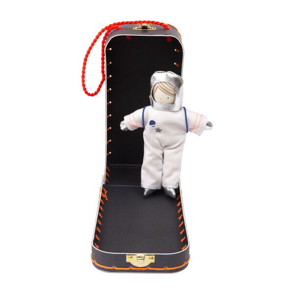 Meri Meri Mini Astronaut Doll Suitcase