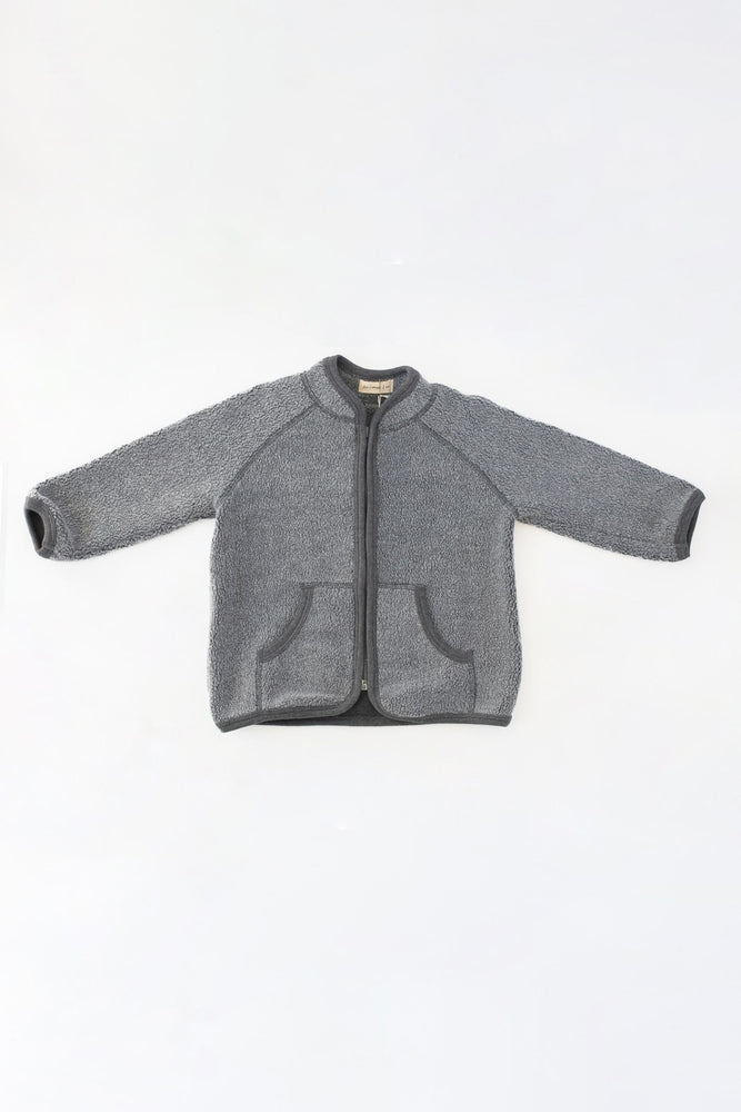 Fin & Vince Sherpa Zip Up