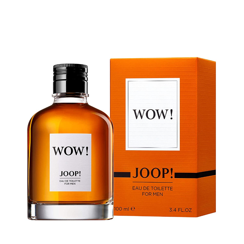 JOOP! WOW! EDT Spray 100ml/3.4oz