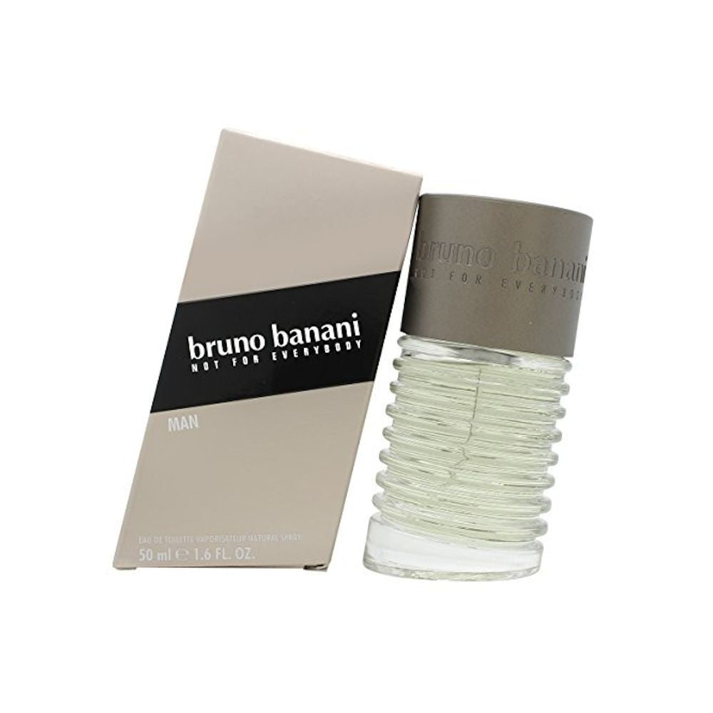Bruno Banani Not for Everybody Eau De Toilette for Men 1.6 Oz
