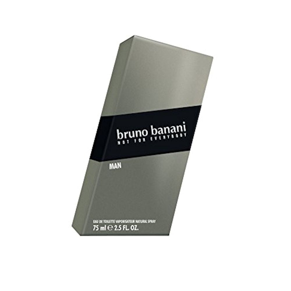 Bruno Banani - Man / Men - 75ml / 2.5 Fl.oz. EDT - Not for Everybody