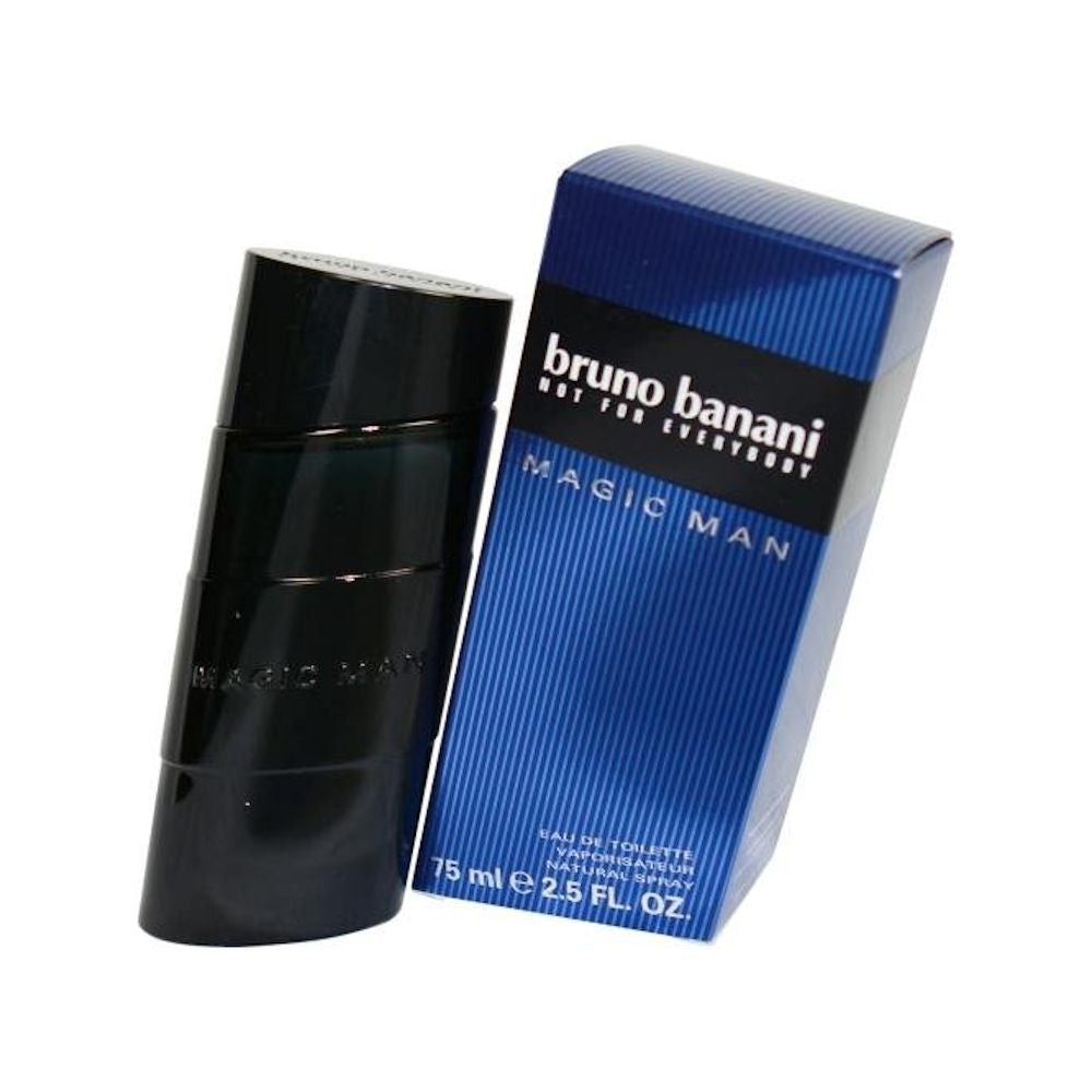 Bruno Banani - MAGIC MAN eau de toilette spray 50 ml
