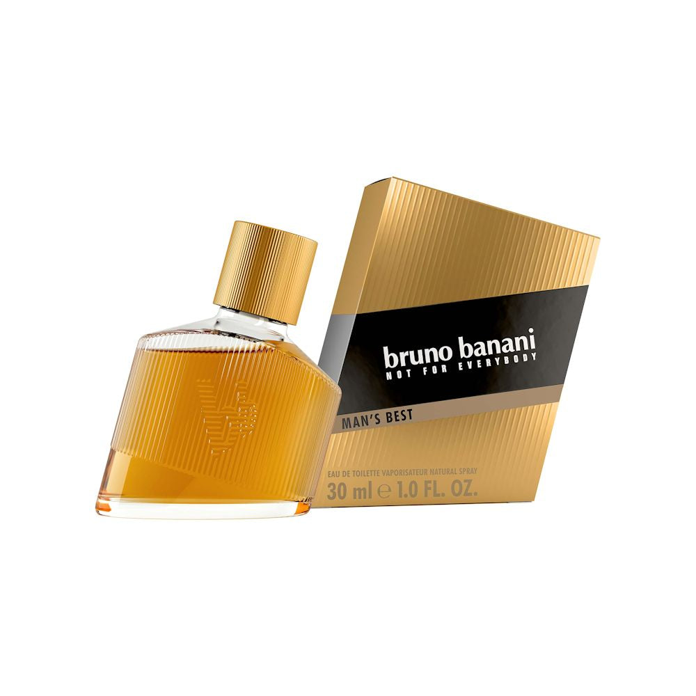 Bruno Banani Man's Best Eau De Toilette 30ml 1 Fl. Oz. for Men