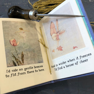 If I were a Fairy ~ a sweet treasure of beautiful words & classic illustrations