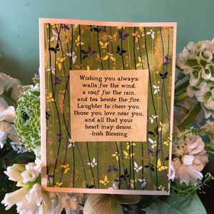Blessing Cards and Thank you Cards