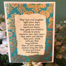 Load image into Gallery viewer, Wedding Blessing Cards
