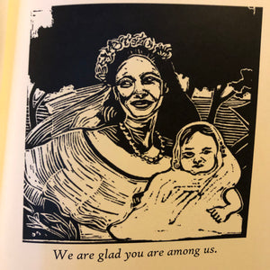 Good Mother, Welcome ~ inspiration for new mothers