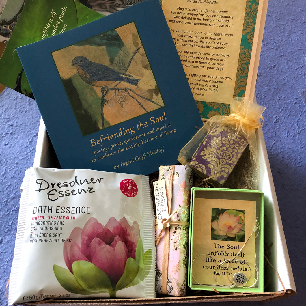 Soul-Time Retreat Box ~ for you or a friend...