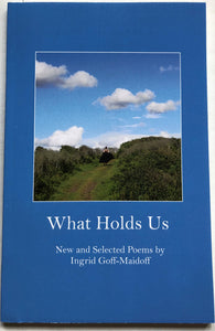 What Holds Us, Poetry E-Book