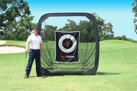 GOLF PRACTISE NET, INTERCEPTOR 8 (2.4M)
