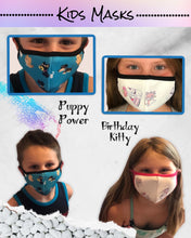 Load image into Gallery viewer, Animal Print Kid's Mask (50 % OFF)