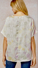 Load image into Gallery viewer, Spring Tie-Dye Top