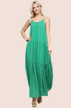 Load image into Gallery viewer, Tiered Maxi Dress {S/M/L/XL}