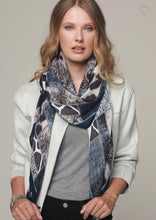 Load image into Gallery viewer, Mixed Animal Print Scarf