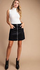 Corduroy Mini Skirt {S/M/L} 60% OFF