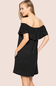 Off-the-Shoulder Dress