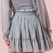Load image into Gallery viewer, Swiss Dotted Skirt {S/M/L} 50% OFF