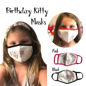 Animal Print Kid's Mask (50 % OFF)