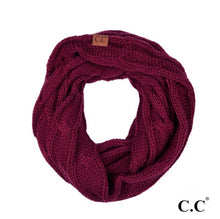 Load image into Gallery viewer, C.C Infinity Scarf