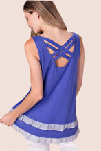 Load image into Gallery viewer, Frilled Tank Top {S/M/L}
