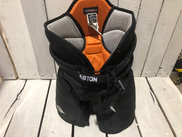 Culotte hockey Easton Noir et orange