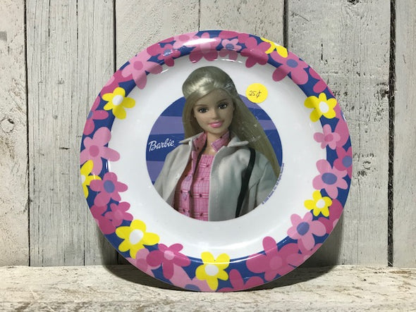 Assiette Barbie