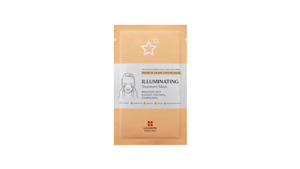 [LEADERS] TREATMENT Mask - Illuminating / Radiant Youthful Complexion
