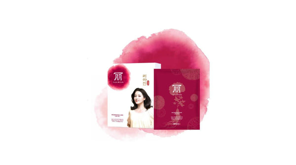 [LYAJIN] RYEO Nourishing Korean Ginseng Mask - 10 Masks