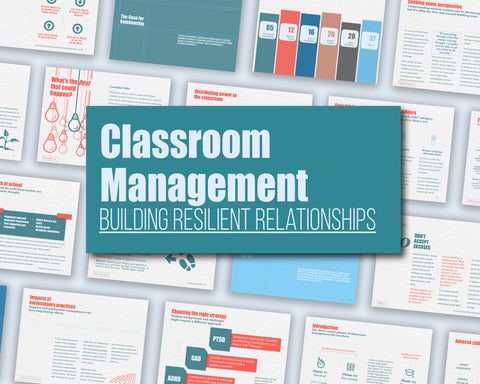 Classroom Management: Building Resilient Relationships