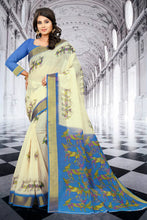 Load image into Gallery viewer, SBT-565-3 Digital printed Cotton Saree