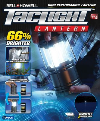 Tac Light Latern Pack of 3