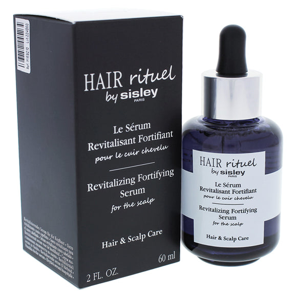 Revitalizing Fortifying Serum For Scalp by Sisley for Unisex - 2 oz Serum Pack of 3
