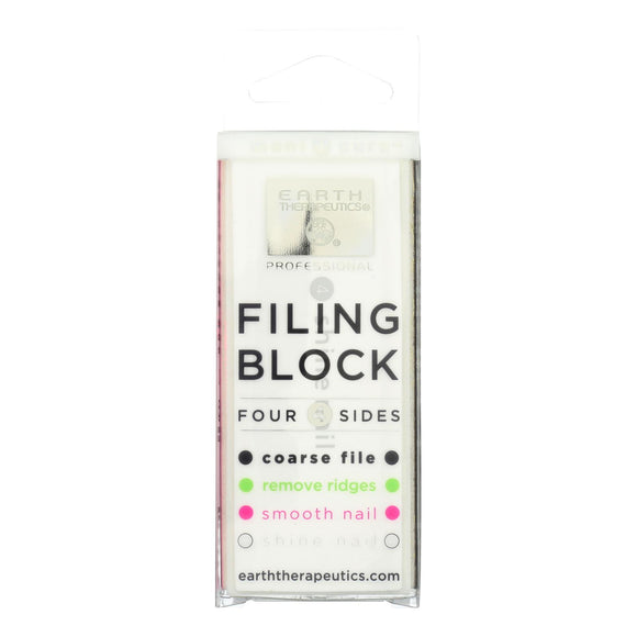 Earth Therapeutics Filing Block - 1 File Pack of 3