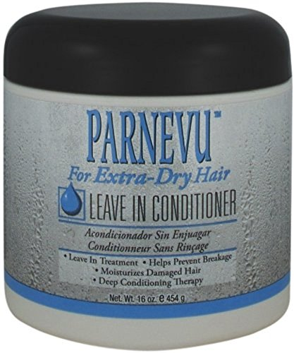 Parnevu For Extra Dry Hair Leave In Conditioner 16 Oz Pack of 6