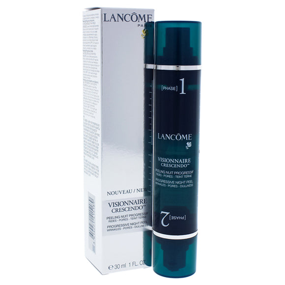 Visionnaire Crescendo Progressive Night Peel by Lancome for Women - 1 oz Treatment Pack of 3