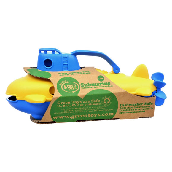 Submarine Blue Cabin Pack of 2