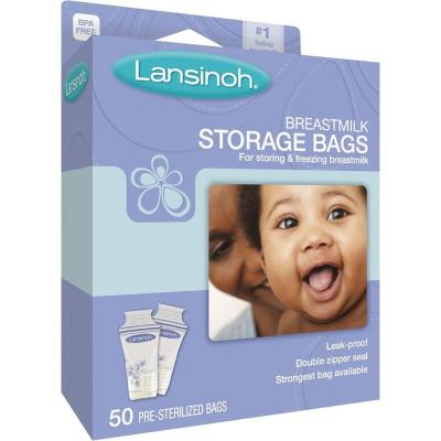 Lansinoh Brstmlk Strg Bag 50Ct Pack of 6