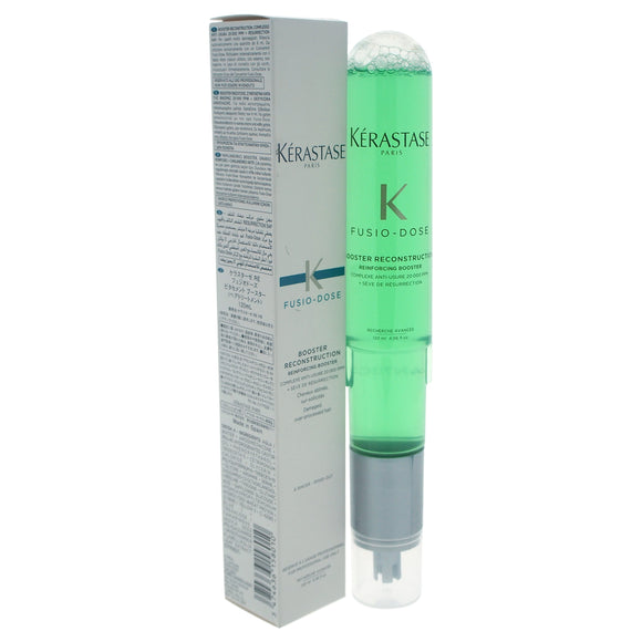 Fusio-Dose Booster Reconstruction by Kerastase for Unisex - 4.06 oz Treatment Pack of 3