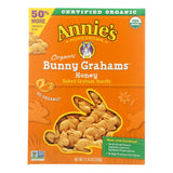 Annie's Homegrown Bunny Grahams - Organic - Honey - Case of 6 - 11.25 oz