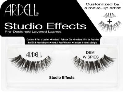 Studio Effect Demi Wisp Lashes Pack of 2