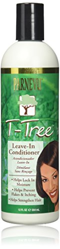 Parnevu T-Tree Leave In Conditioner 12 Fl Oz Pack of 6