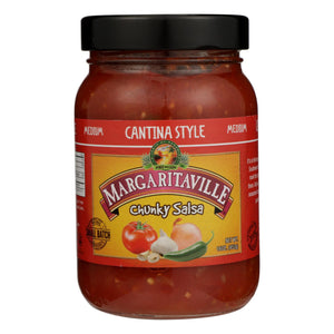 Margaritaville - Salsa Cantina Red - Case of 6 - 16 OZ
