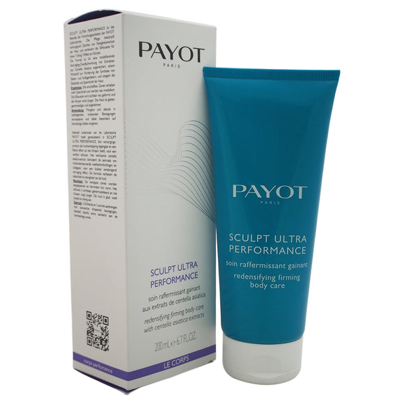 Sculpt Ultra Performance Redensifying Firming Body Care by Payot for Women - 6.7 oz Treatment Pack of 3