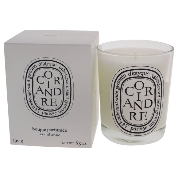 Coriandre Scented Candle by Diptyque for Unisex - 6.5 oz Candle Pack of 3