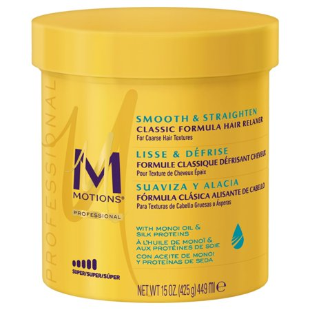 Mtns Hair Relaxer Sup  15 Oz    Pack of 12