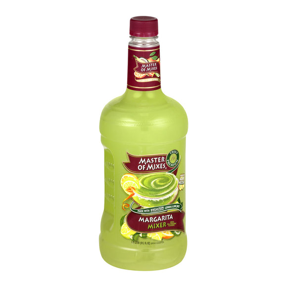 Master Of Mixes - Mixes Margarita - Case of 6 - 59.2 FZ