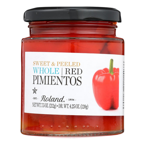 Roland Products Pimientos - 7.5 oz Pack of 3