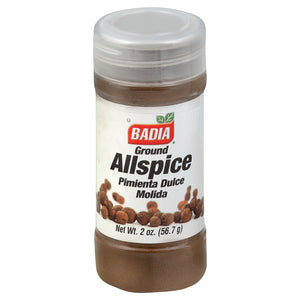 Badia Spices - Spice All Spice Ground - Case of 8 - 2 OZ