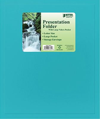 2Pocket Presentation Folder Pack of 36